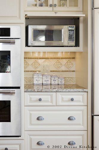 Microwave Storage Hmmm When The
