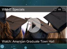 Watch: WMHT American Graduate Town Hall Meeting