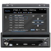 Discontinued by Manufacturer 7-Inch Pyle PLDN74BTI Double DIN TFT Touchscreen