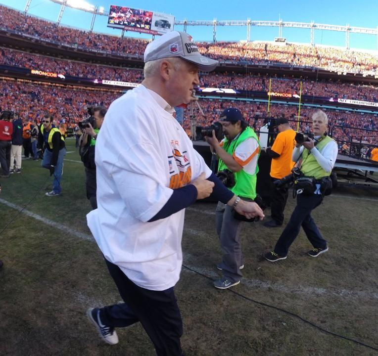 Denver Broncos Peyton Manning denies Super Bowl rout was
