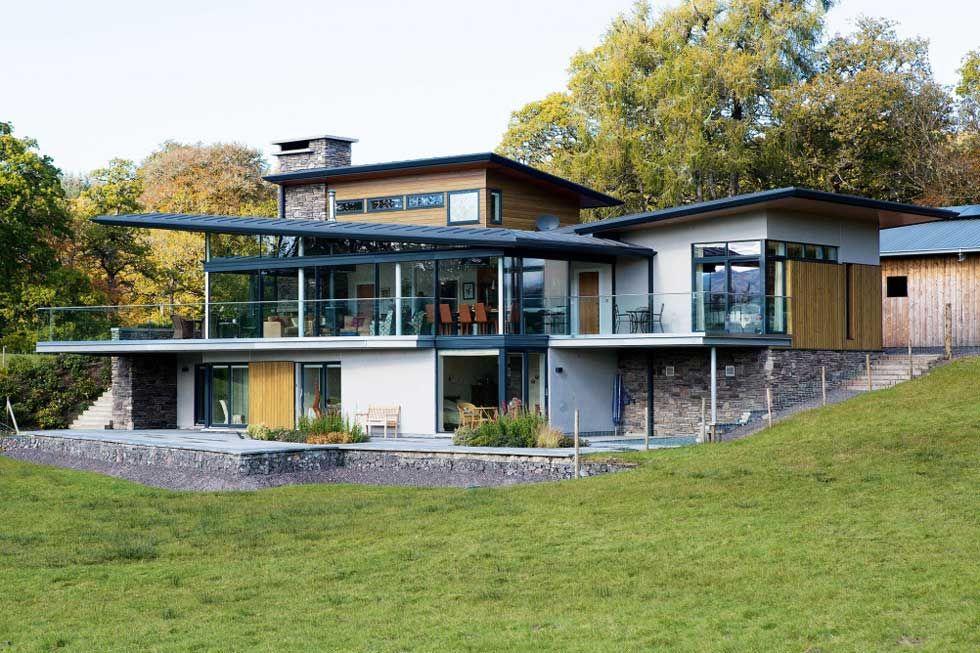 Self Builds For Every Budget Homebuilding Renovating Cheap Houses To Build Self Build Houses Building A House
