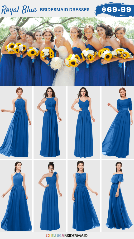 Royal Blue Bridesmaid Dresses Royal Blue Bridesmaid Dresses Royal Blue Bridesmaids Blue Bridesmaid Gowns