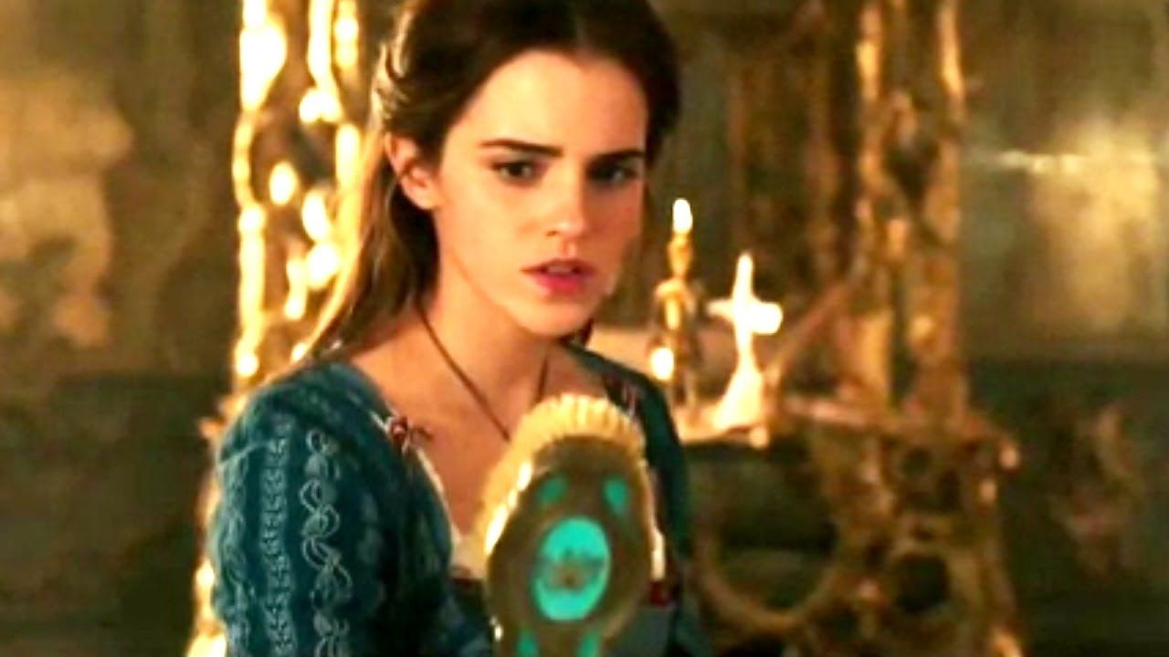 Beauty And The Beast (2017) TV SPOT - YouTube Emma Watson Disney Movie HD