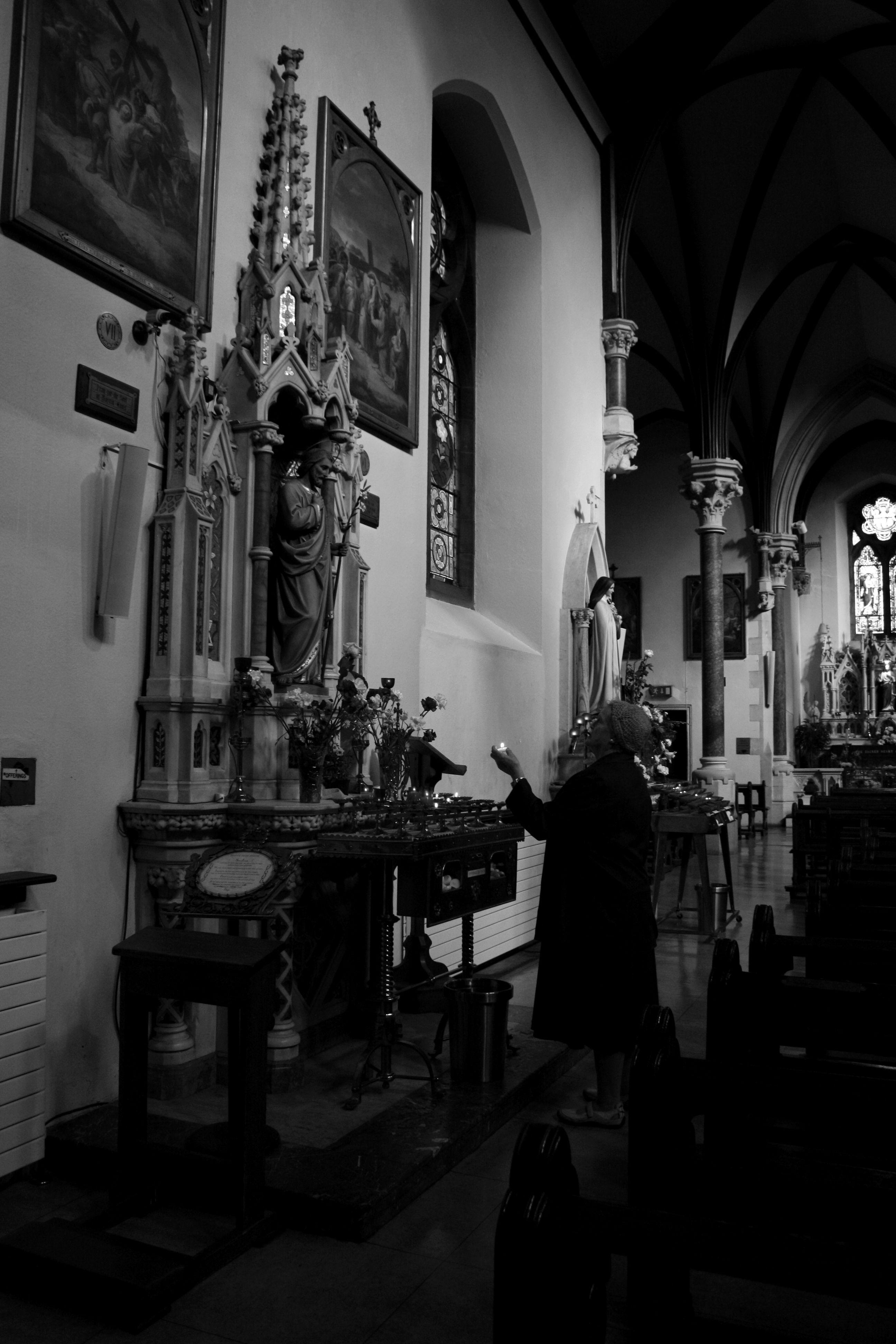 church in Dublin 2013