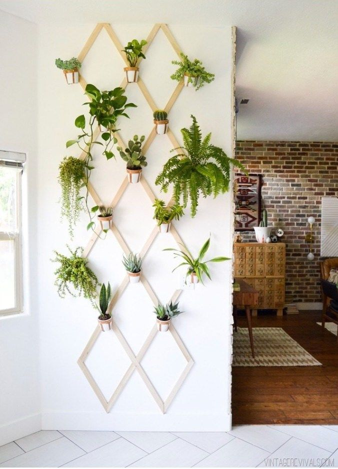 DIY Boho Home & Garden Decor #apartmentdiy