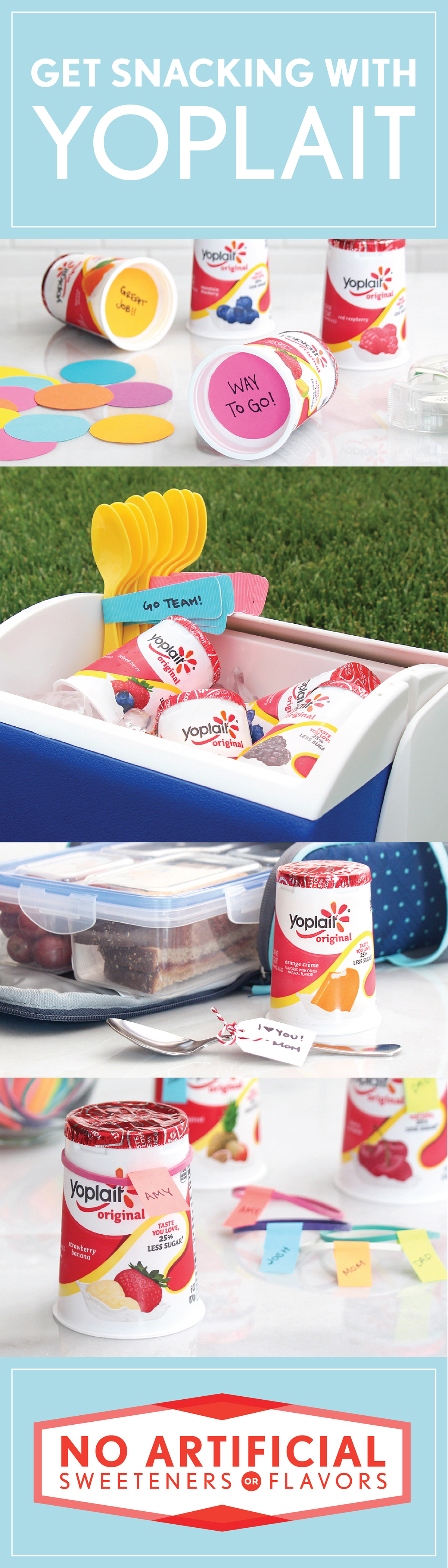 Feeling snacky? Yoplait has you covered this fall! Yoplait