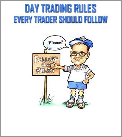 Day Trader Rules Important Rules For Day Trading Day Trader