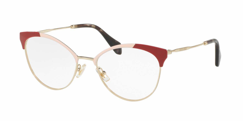Miu Miu MU 50PV Eyeglasses   Free Shipping   MIU MIU   Miu miu ... 2176ddbf2b