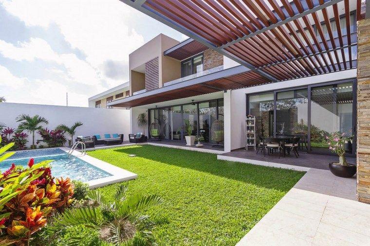 Fotos de piscinas y muebles de jardín muy atractivos | Searching