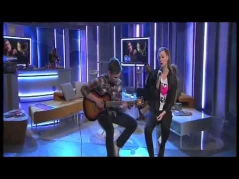 "La Godiva - ""You Never Call Me Back"" (Acoustic) - Dobré ráno TV Show (Good morning) - YouTube"