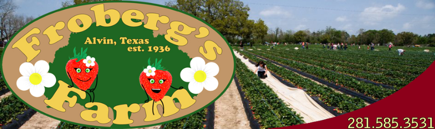 Frobergs Farm Alvin | Toddler Friendly Things to do in Houston ...