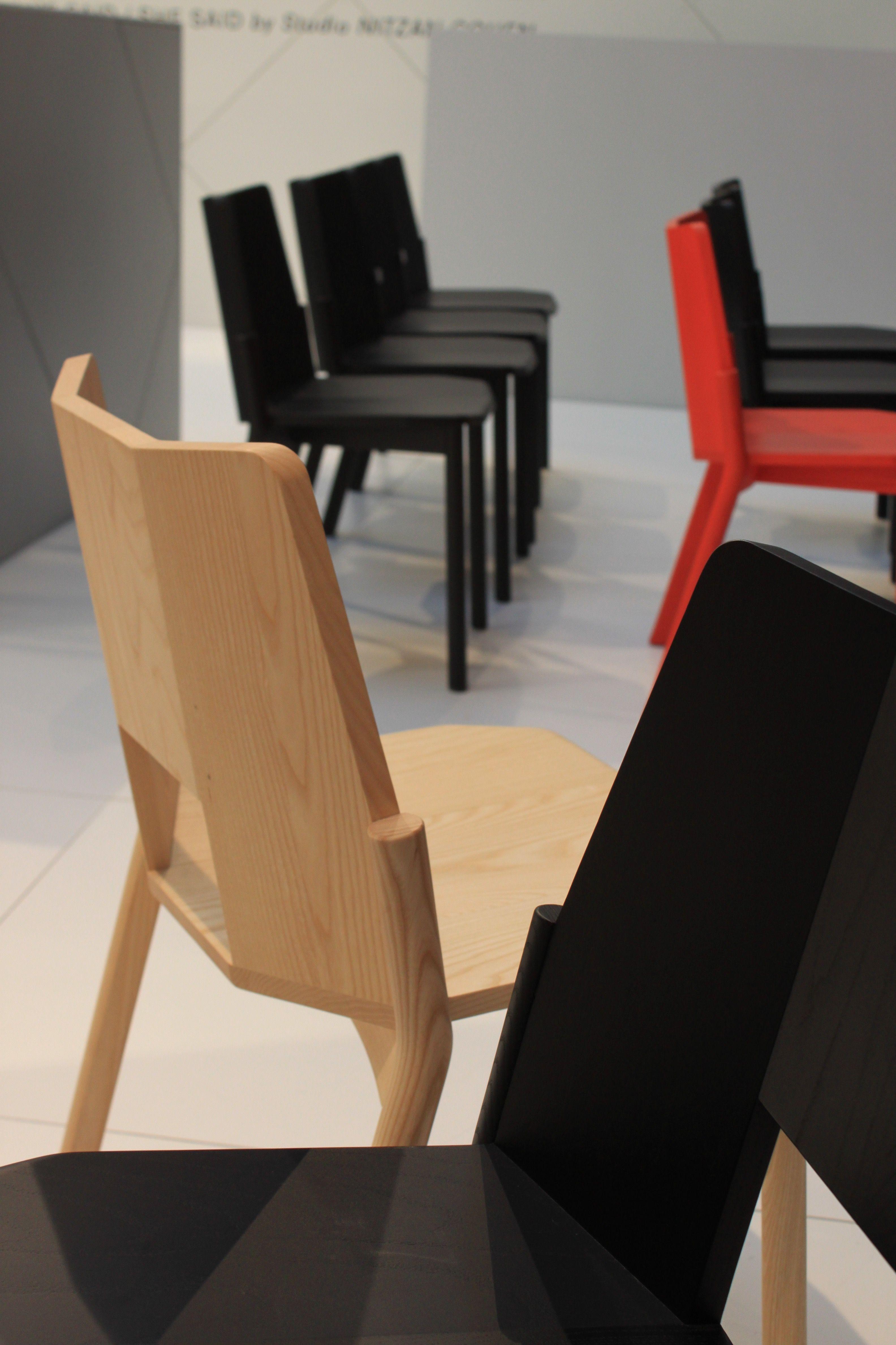 REPERAGES collection TRONCO sam HECHT pour MATTIZZI - salon de ... | furniture salon milan
