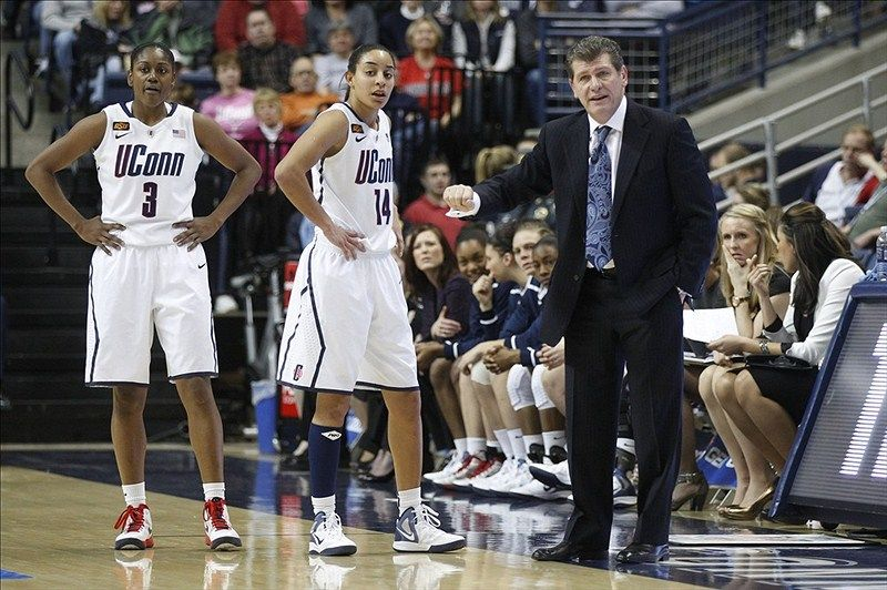 The UConn women's basketball team had a 99GAME home