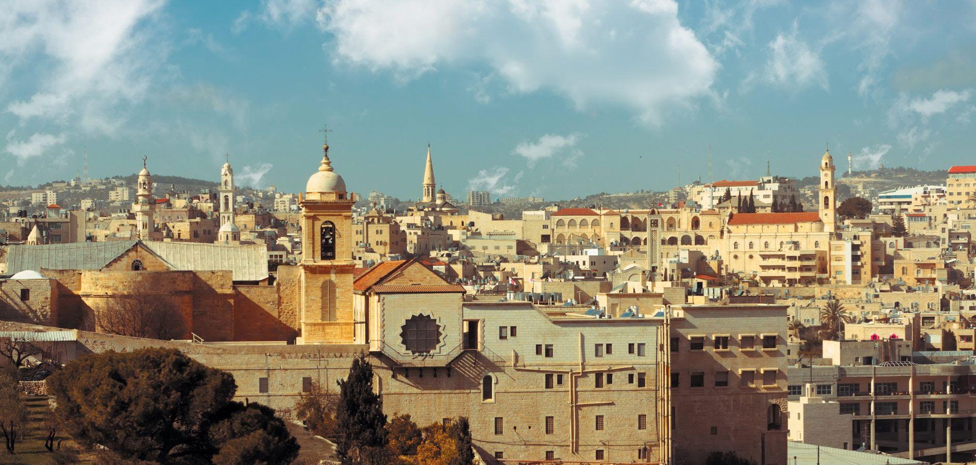 Bethlehem, Palestine   Palestinian Christians