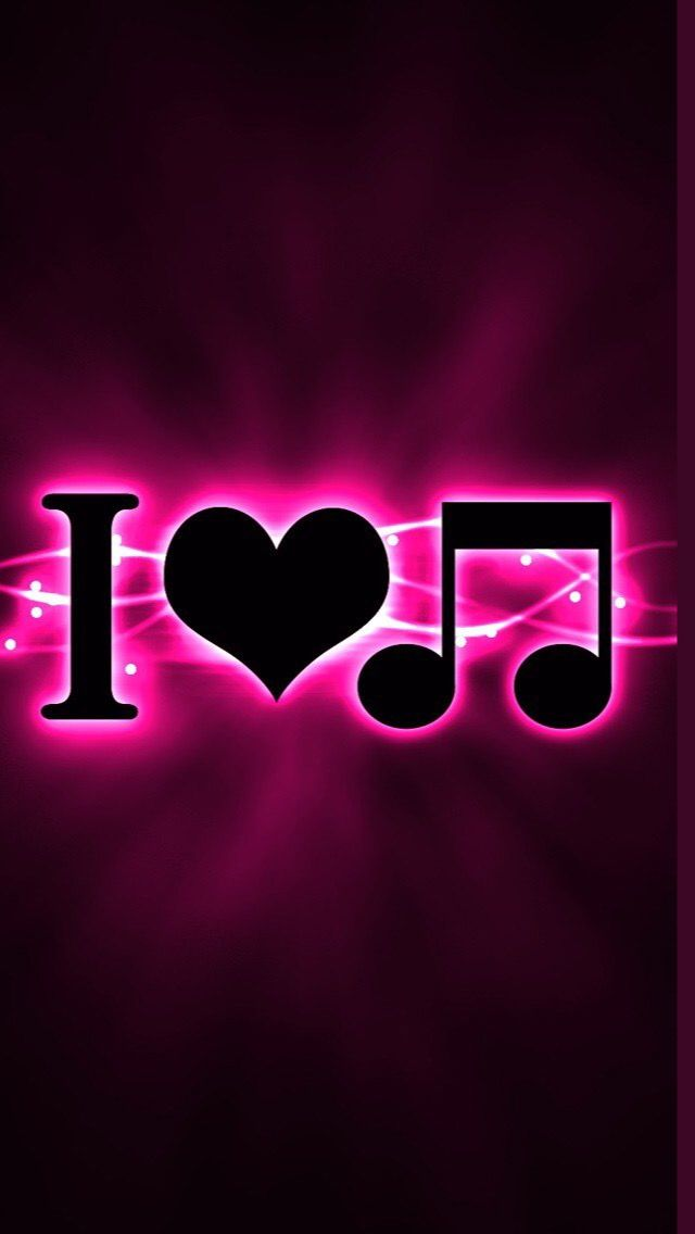 I Love Music 04 18 2019 Music Notes Art Music Pictures Music Drawings