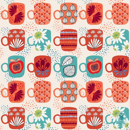 print & pattern: GRADUATES - art and business of surface pattern design e-course
