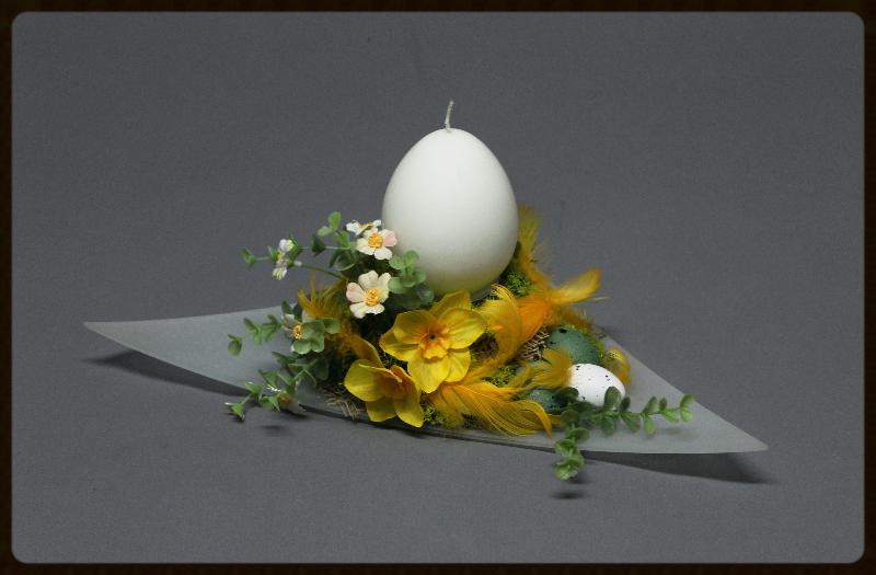 Wielkanoc Dekoracje Wielkanocne W Szkle Easter
