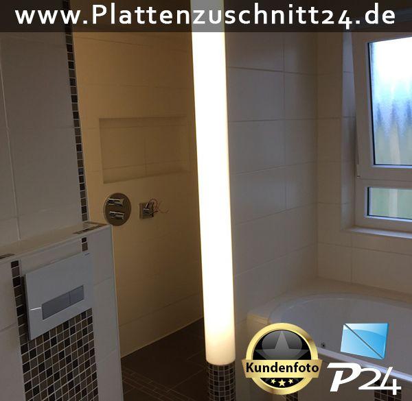 Leuchtelement mit PLEXIGLAS® Rohr u2026 Pinterest - spritzschutz küche plexiglas