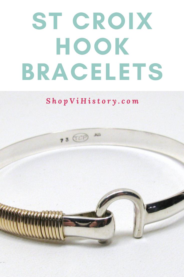 Hook Bracelets St Croix Hook Bracelet Bracelets Sterling Silver Bracelets