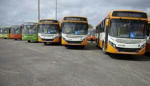 Os ônibus voltaram de circular na capital hoje e agora vão circular agora