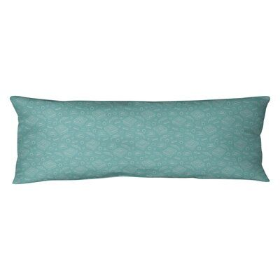 Lumbar Poly Filled Throw Pillow