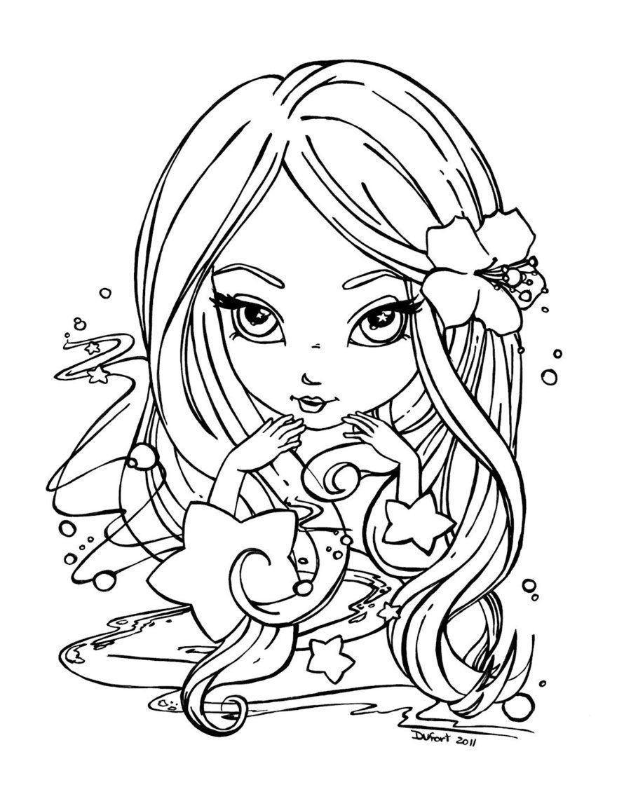 Zodiac - Virgo by JadeDragonne.deviantart.com on @deviantART