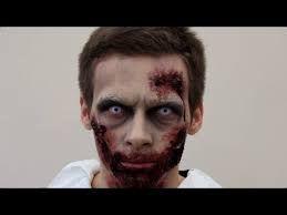 Image result for mens halloween makeup