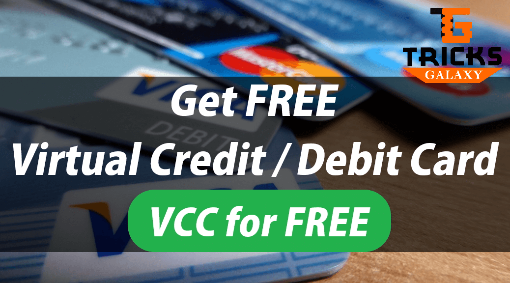 Create Unlimited Free VCC MasterCard - VISA - ProToolStation com