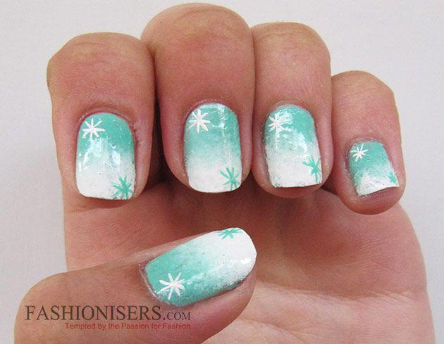 11 Cute Christmas Nail Art Designs - 11 Cute Christmas Nail Art Designs Christmas Nail Art Designs