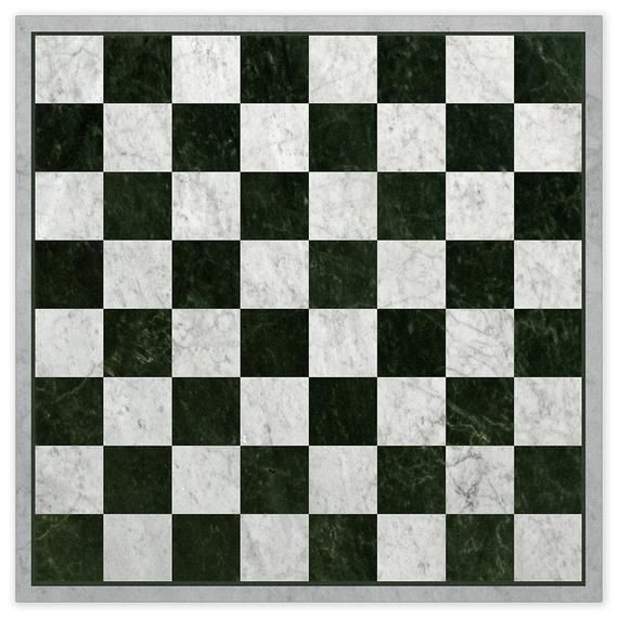 Marble Chess Board Floor Mat 36 Inch Oversized Gameboard Floormat For Oversized Pieces Or Home Dec In 2020 Chess Board Vinyl Artwork Floor Mats