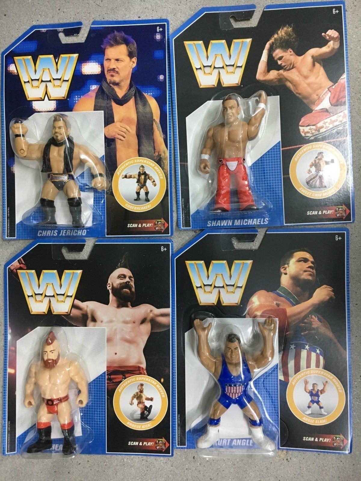 WWE Mattel Shawn Michaels Retro Figure Series 7
