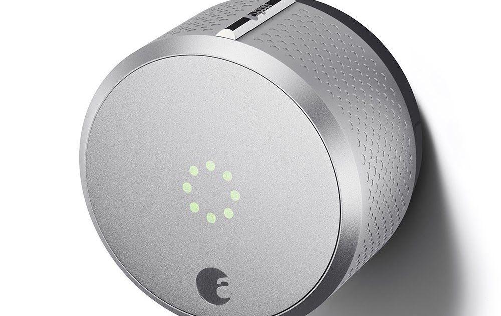August Smart Lock HomeKit enabled August Smart Lock Your smartphone ...