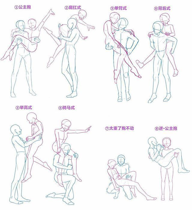 Ych Comic Couple Ych Comic Couple In 2020 Drawing Poses Drawing Couple Poses Couple Poses Drawing