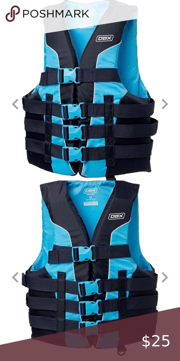 Dbx Life Vest In 2020 Life Vest Womens Swim Women Shopping