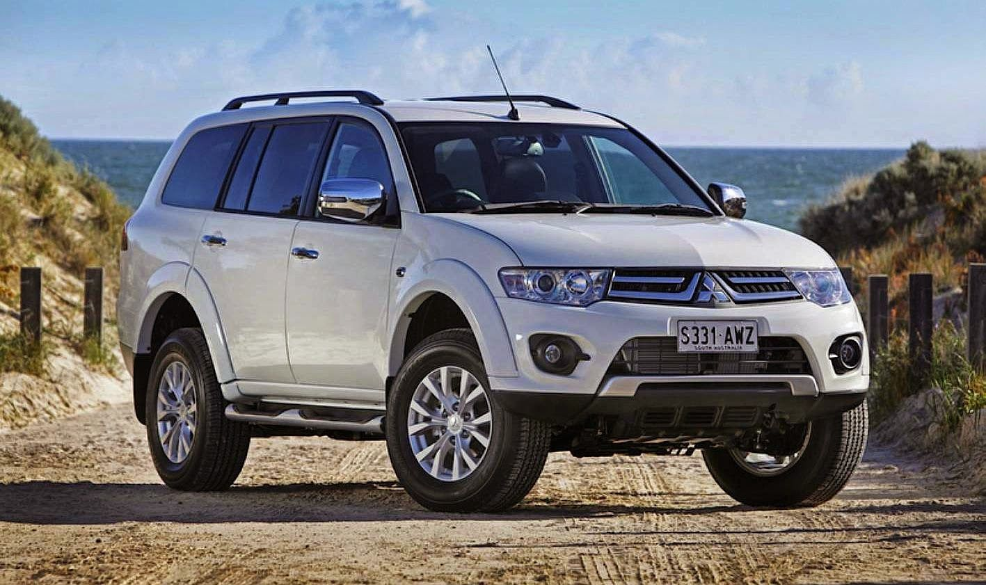 Captivating Mitsubishi Pajero
