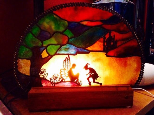 hello, my name is theresa. i have been studying and practising the art of stained glass for over 30 years. i have created many pieces from beautiful candle holders and picture frames to breath taking windows using cathedral glass and tiffany style lamps. i would love the opportunity to assist you step by step to create your dream pieces! my rates are very reasonable and all sup