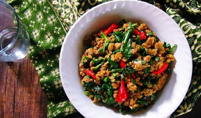 Cara Membuat Oncom Pedas Spesial Di Rumah Sipendik Makanan Masakan Rumah