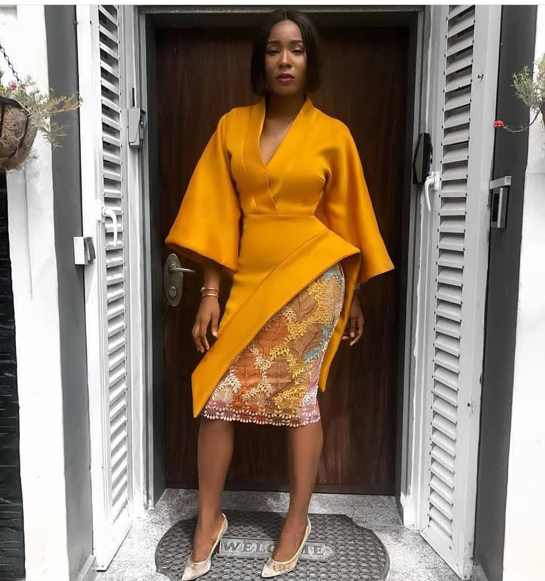 30 African Dresses 2019 Designs : The Most Gorgeous Styles You Must Try | Zaineey's Blog #africandressstyles