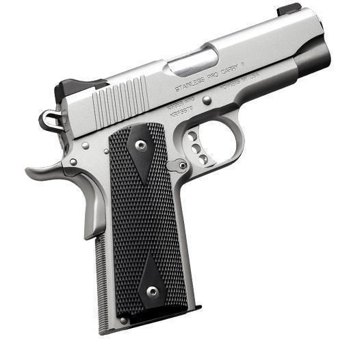 Kimber 3200071CA Stainless Pro Carry II w/Night Sights .45ACP Pistol - $764.98 shipped (add to cart)