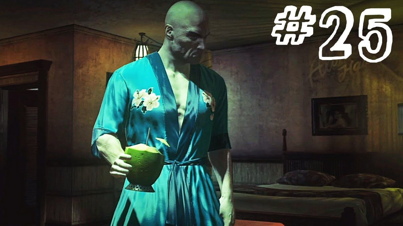 Hitman Absolution Gameplay Walkthrough Part 25 Attack Of The