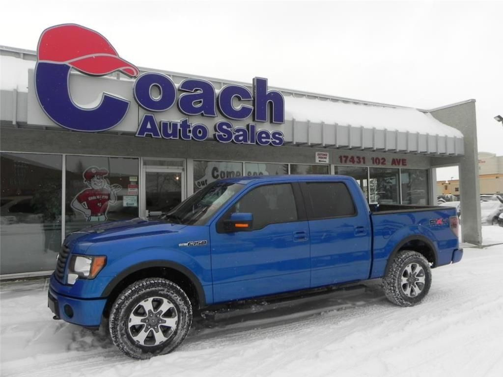 Check Out This Electric Blue And Bold 2011 Ford F 150 Fx4 For Sale At Coach Auto Sales Only 27 985 Get Off The Road Or B Cars For Sale Ford F150 Used Cars