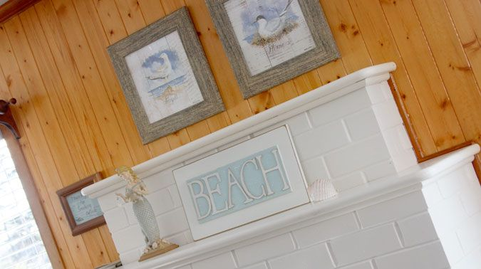 4 Shell Seekers Klipsan Beach Cottages Beach Cottages Cottage Soothing Colors