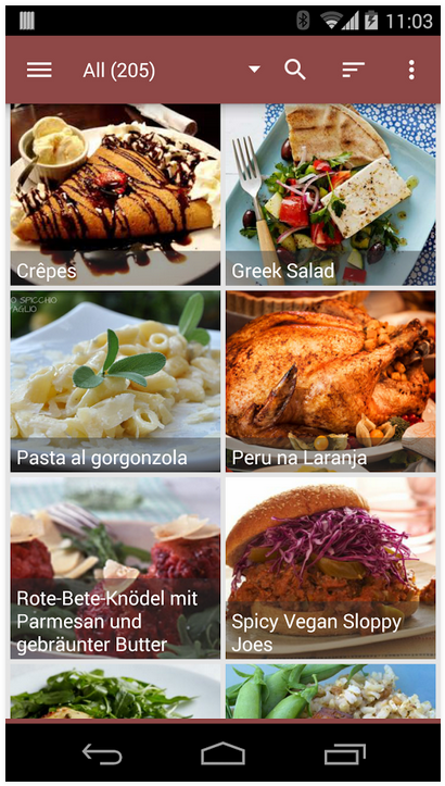 My Cookbook Recipe Manager For Android Apk Free Download Android