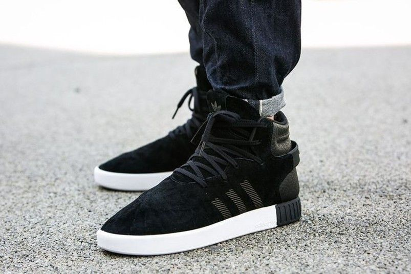 timeless design a3a7d 757d6 Collection Homme Adidas chaussures Tubular Invader Strap 750 ...