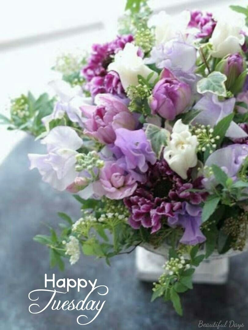 Pin by beautiful days on good morning pinterest flowers flower purple flower arrangements flower centerpieces purple flowers pretty flowers floral bouquets izmirmasajfo