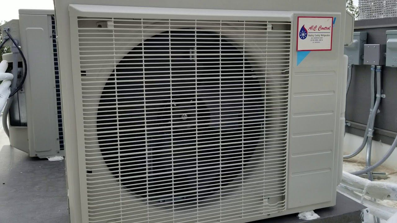 A/C Control, Heating, Cooling and Commercial Refrigeration