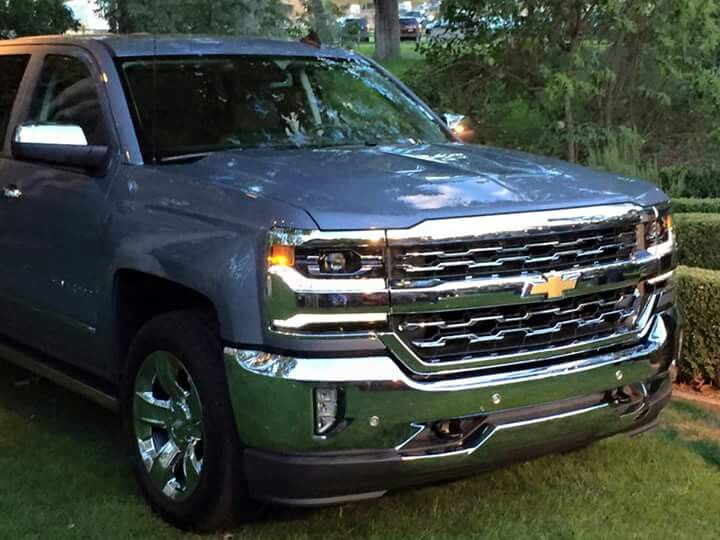 2016 Chevrolet Silverado 1500 Ltz Without Z71 New Pickup Trucks