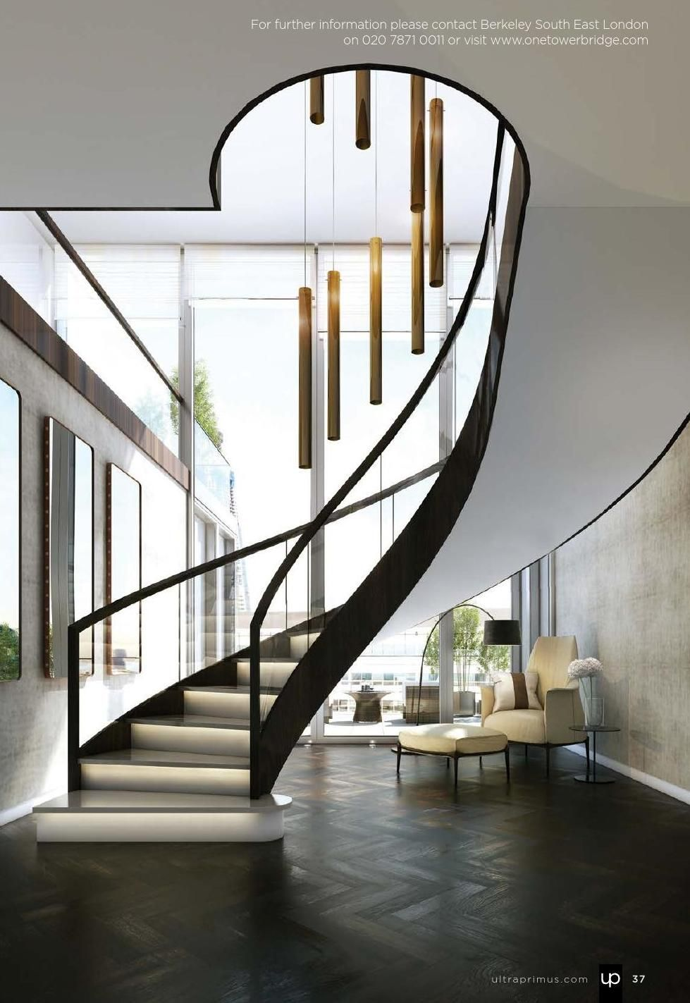 Home interior stairs ultra primus issue   staircases stairways and interiors
