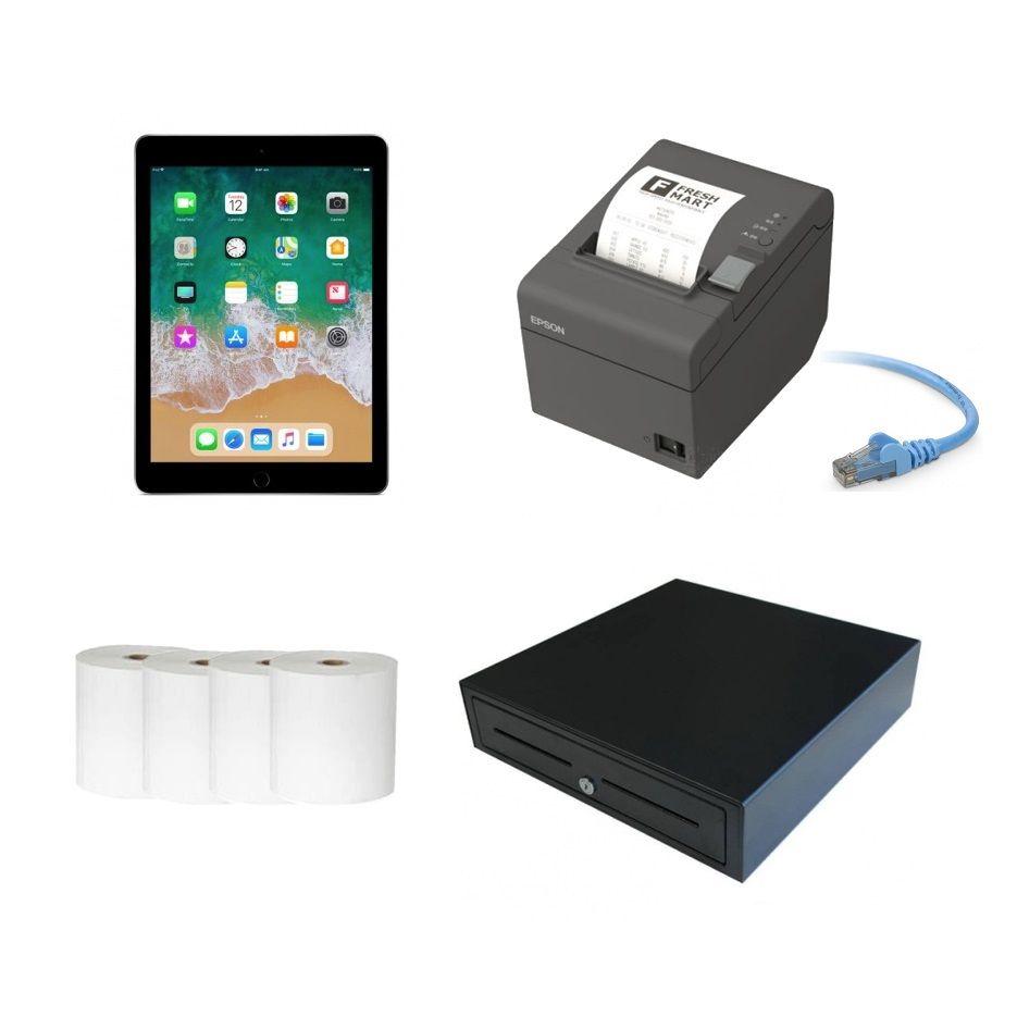 Apple iPad POS Hardware Bundle 3 Apple ipad, Ipad wifi, Ipad
