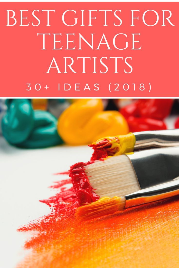 Best gifts for teenage artists unique gifts for creative